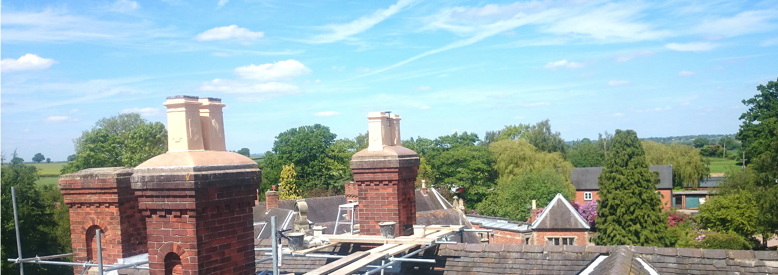 AS Chimneys - your Derbsyhire chimney and fireplace specialist