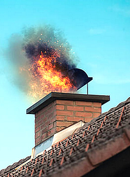 We unblock chimneys for customers throughout Derbyshire to protect you against chimney fires and the build-up of carbon monoxide.